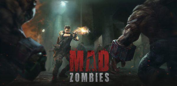 MAD ZOMBIES -نبرد با زامبی ها