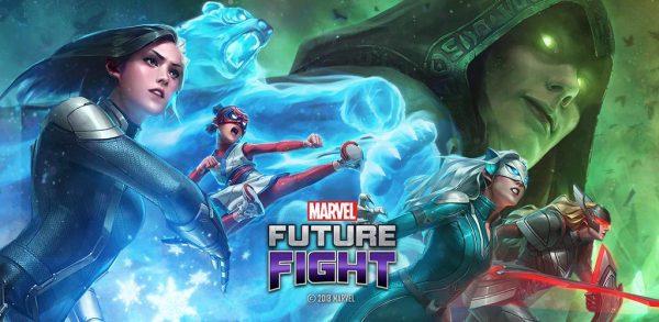 مبارزه آینده مارول -MARVEL Future Fight