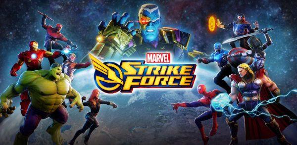 اعتصاب نیرو های مارول -MARVEL Strike Force