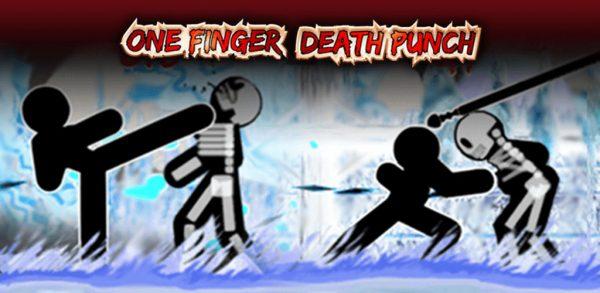 مشت مرگبار یک انگشتی -One Finger Death Punch