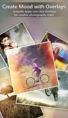 ویرایشگر تصاویر اندروید -PhotoDirector