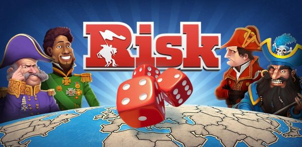 ریسک : تسلط بر دنیا - RISK : Global Domination
