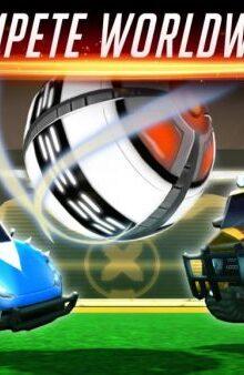 فوتبال ماشین ها -Rocketball : Championship Cup