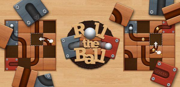 حرکت توپ -Roll the Ball
