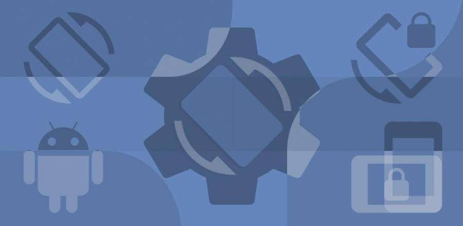 دانلود Rotation - Orientation Manager v12.2.1 - مدیریت حالت صفحه برای اندروید