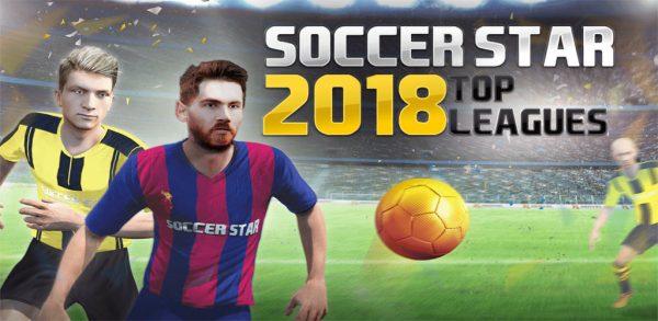 ستاره فوتبال -Soccer Star 2019 Top Leagues