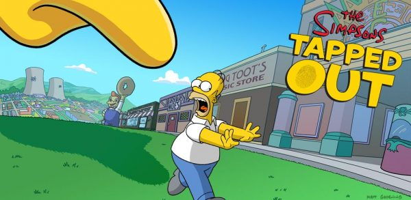 سیمپسون ها - The Simpsons : Tapped Out