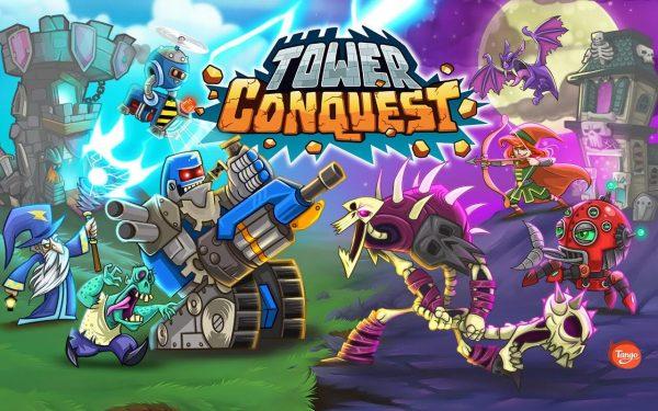 فتح برج ها -Tower Conquest