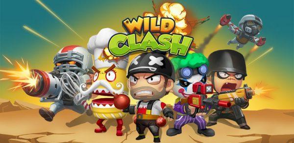 Wild Clash -درگیری وحشیانه