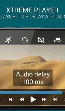 مدیا پلیر حرفه ای و پر امکانات -XPlayer HD Media Player
