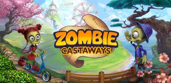 زامبی عاشق -Zombie Castaways