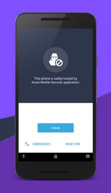 Avast Mobile Security 2018 - آنتی ویروس موبایل آواست 2018