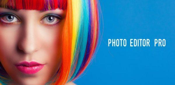 ویرایشگر تصاویر -Photo Editor Pro