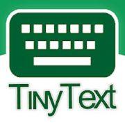 Tiny Text Keyboard -کیبورد تایپ کوچک متن