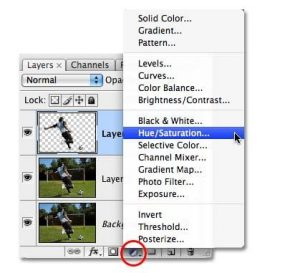 جذابترین آموزش نورانی کردن قسمتی از عکس در فتوشاپ
