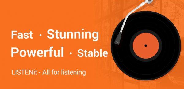 LISTENit - موزیک پلیر شریت - Music Player - پخش کننده موزیک