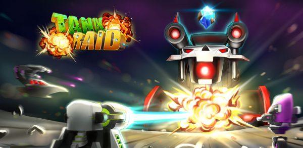 نبرد آنلاین تانک ها -Tank Raid Online