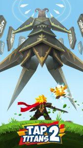 شکار غول ها 2 -Tap Titans 2