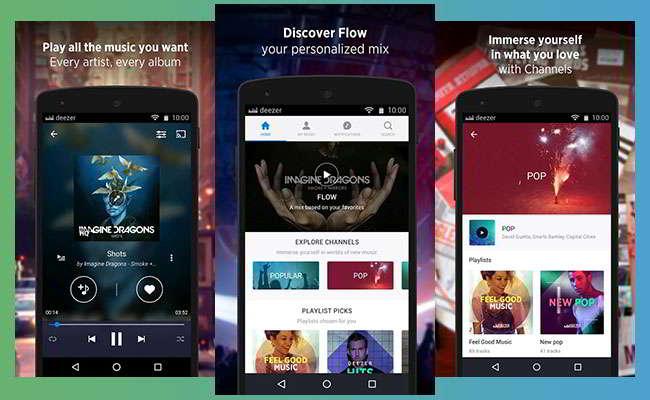 دانلود Audio Beats v4.6.0 B-4603 - موزیک پلیر قدرتمند اودیو بیتس برای اندروید