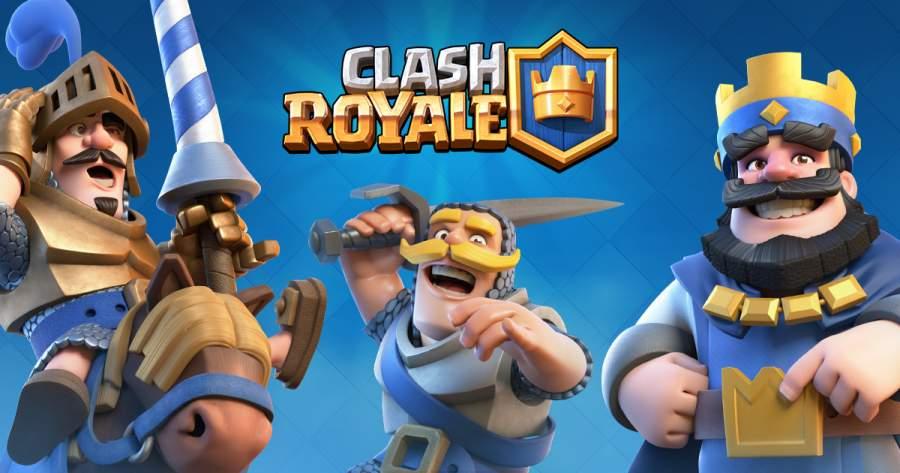 دانلود Clash Royale v3.4.2 - بازی آنلاین و استراتژیک