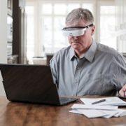 عینک هوشمند - عینک هوشمند ایسایت 3