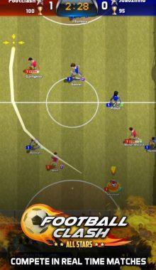 نبرد فوتبالی -Football Clash: All Stars