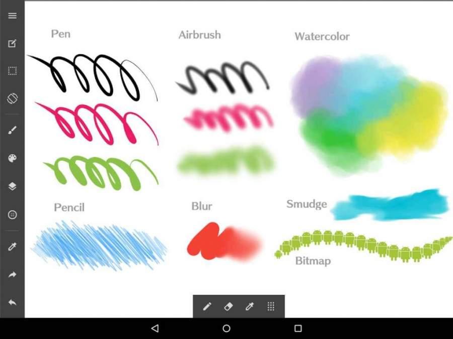 دانلود برنامه MediBang Paint v21.1 نقاشی و فتوشاپ برای اندروید