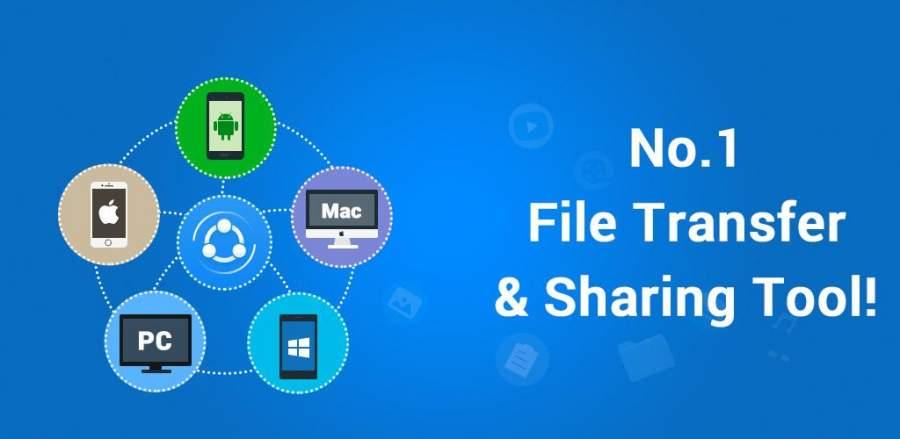 دانلود SHAREit 5.9.10_ww - برنامه انتقال فایل گوشی شریت بدون تبلیغات