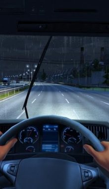 شبیه ساز کامیون : اروپا -Truck Simulator 2018 : Europe