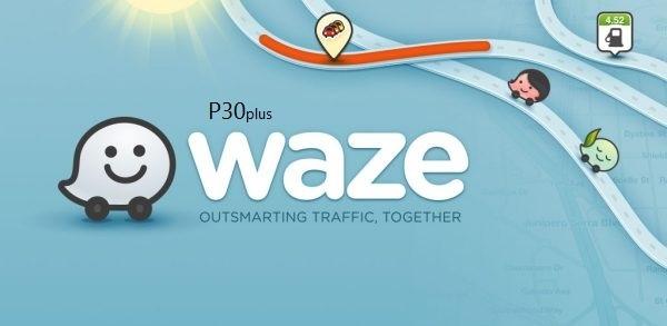Waze - برنامه مسیر یابی - گزارش جاده ای ویز - اپلیکیشن ویز