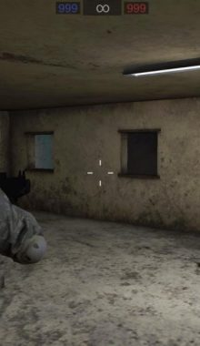 بازی نبرد با زامبی ها اندروید -Zombie Combat Simulator