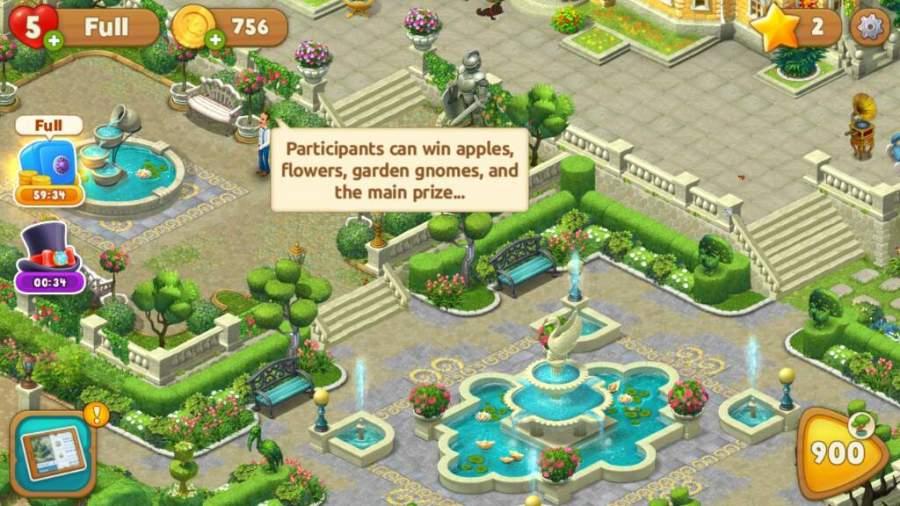 دانلود بازی Homescapes v4.0.2 - عمارت دار اندروید + مود + تریلر