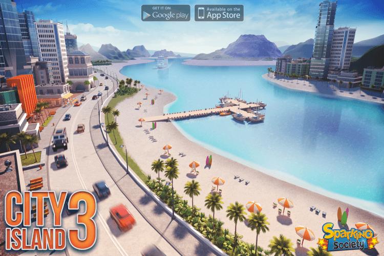 دانلود City Island 3 v3.3.0 - بازی شهرسازی