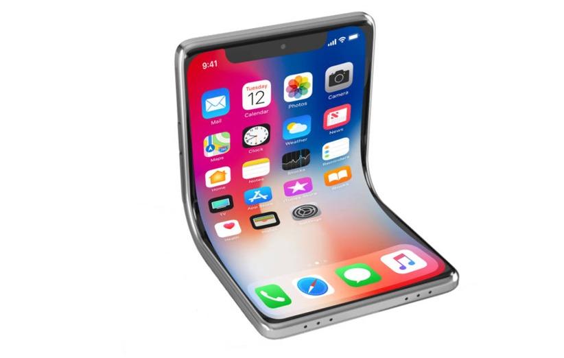 اولین گوشی هوشمند قابل انعطاف - اولین گوشی هوشمند با قابلیت تاشو