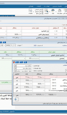 نرم افزار حسابداری هلو - HOLOO