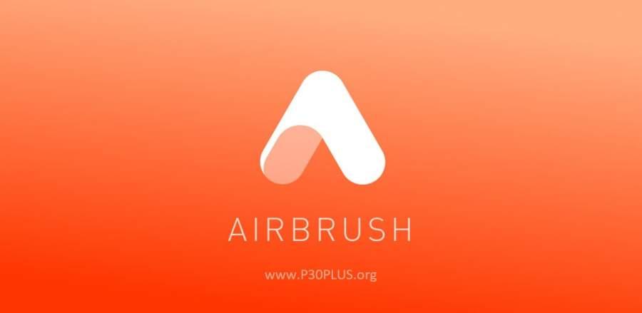 برنامه حذف جوش از صورت - روتوش حرفه ای -AirBrush