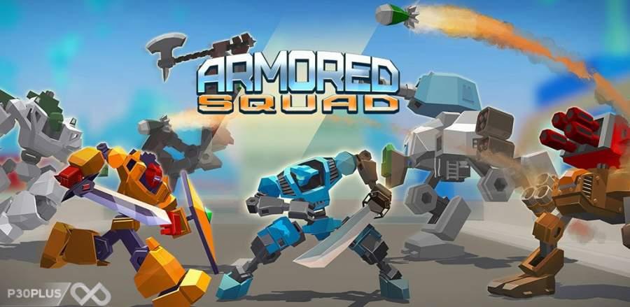 بازینبرد روبات های زره پوش -Armored Squad