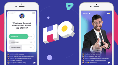 دانلود SnappQ v3.0.7 - برنامه جدید مسابقات زنده آنلاین