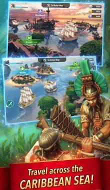 بازیدزدان دریایی اندروید -Pirate Tales