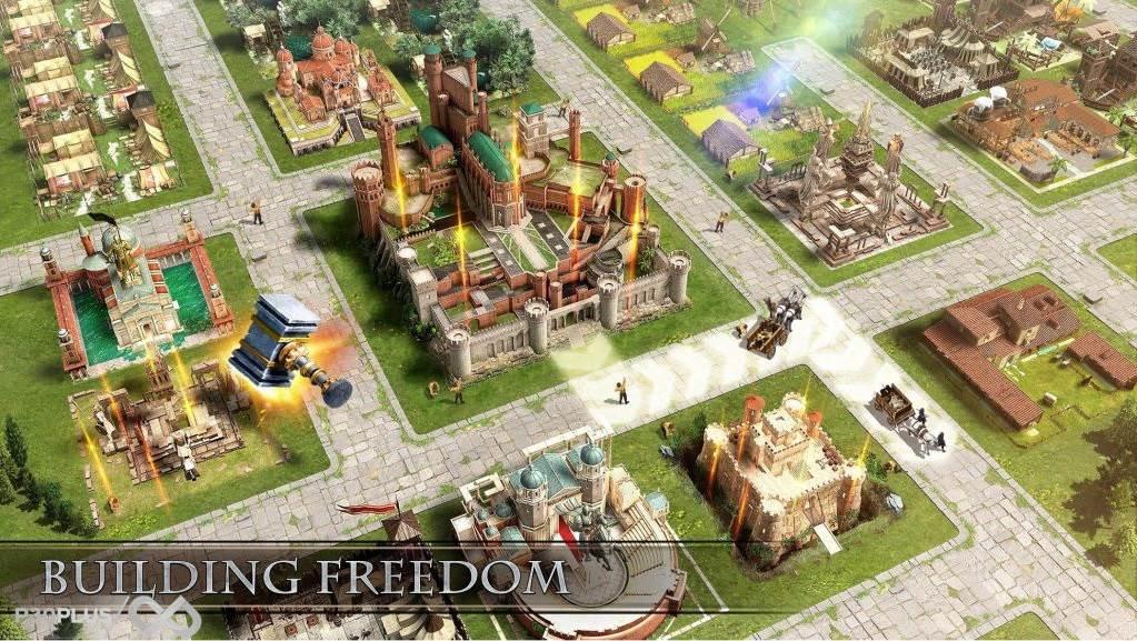 دانلود Rise of Empire v 1.250.193 - بازی پرطرفدار