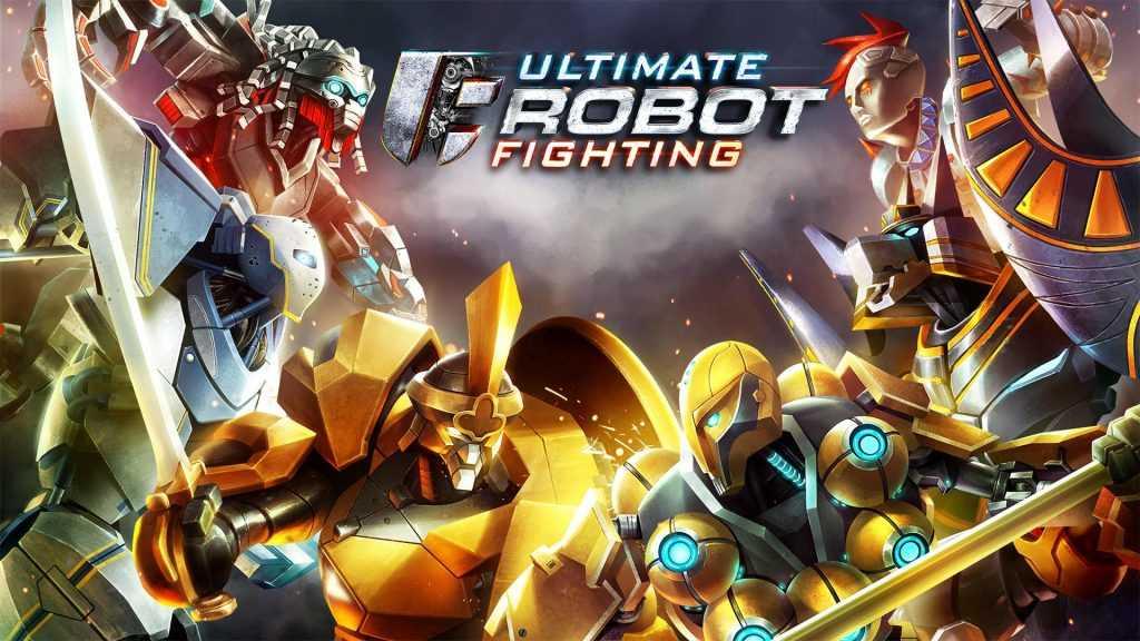 نبرد سهمگین روبات ها -Ultimate Robot Fighting