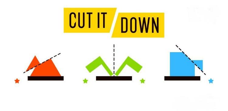 دانلود Cut It : Brain Puzzles v 1.3.27 - بازی پازل و فکری