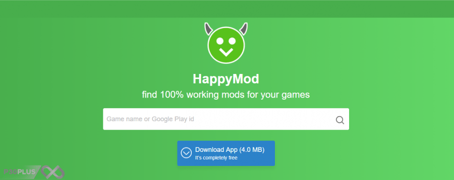 مارکت هپی مود -HappyMod