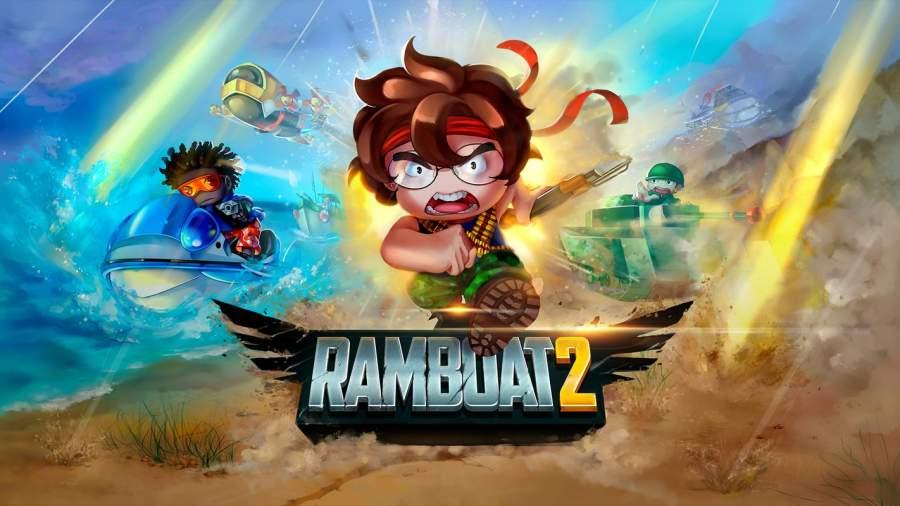 دانلود بازی Ramboat 2 2.0.9 - رمبو قایق سوار اندروید + مود