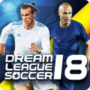 بازی فوتبال دریم لیگ 2018 Dream League Soccer