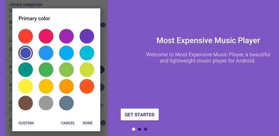 اپلیکیشن موزیک پلیر گران قیمت Most Expensive Music Player