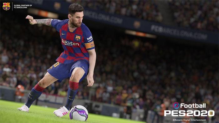 دانلود بازی فوتبال PES 2020 برای اندروید + دیتا | راهنمای نصب و اجرای بازی pes 2020