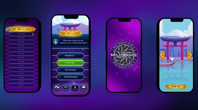 دانلود بازی میلیونر شو Millionaire Trivia 24.0.2 چه کسی میخواهد میلیونر شود؟ برای اندروید