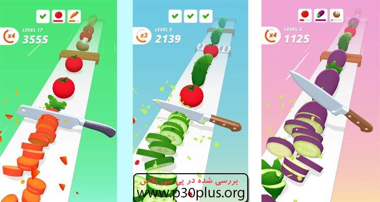 دانلود بازی Perfect Slices 1.2.0