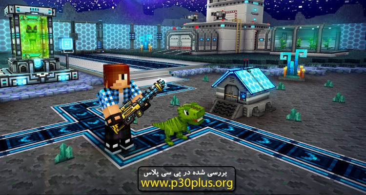 دانلود بازی Pixel Gun 3D 17.5.0 پیکسل گان تری دی